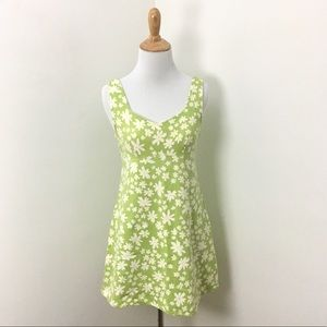 Vintage 90's Daisy Dress